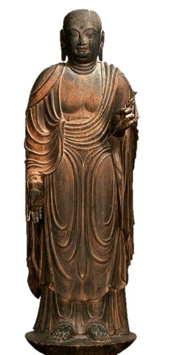 仏像の種類:地蔵菩薩とは】裏表...